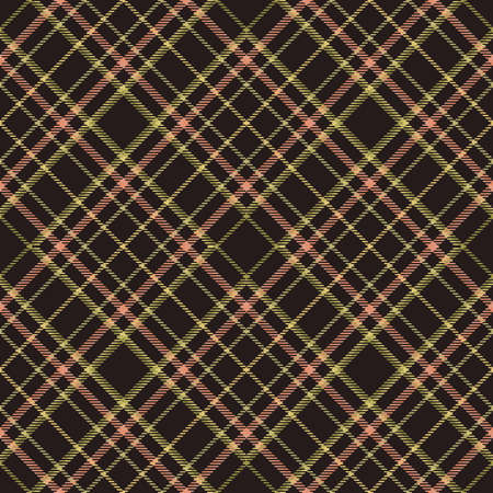Fabric diagonal tartan, pattern textile and abstract background. design traditional.
