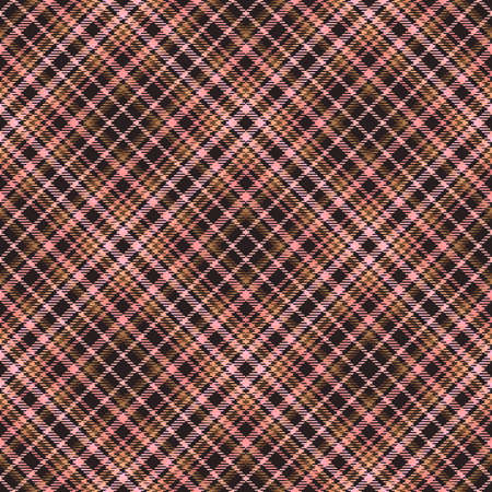 Fabric diagonal tartan, pattern textile and abstract background. irish.