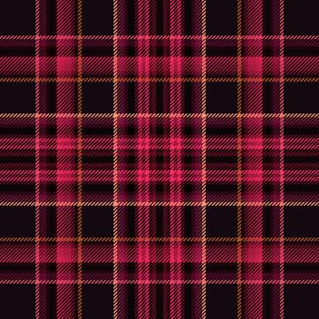 Motivo in tessuto scozzese e trama tartan scozzese per sfondo, astratto di stoffa.