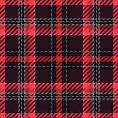 Patrón de tela escocesa y textura de tartán a cuadros para el fondo, telón de fondo cuadrado.