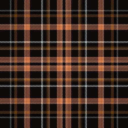 Scottish fabric pattern and plaid tartan texture for background, textile.