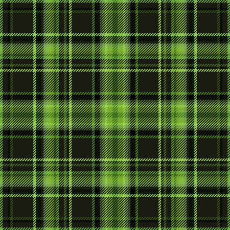 Scottish fabric pattern and plaid tartan texture for background, textile check.