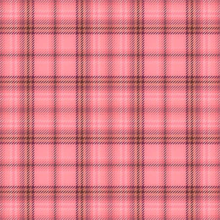 Plaid scottish fabric and tartan pattern seamless for background,  tile.
