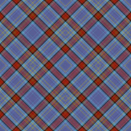 Fabric diagonal tartan, pattern textile and abstract background. texture.