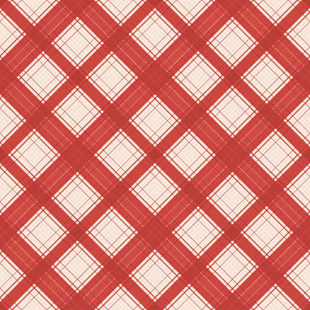 Background tartan pattern with seamless scottish abstract diagonal fabric,  cell british. Archivio Fotografico