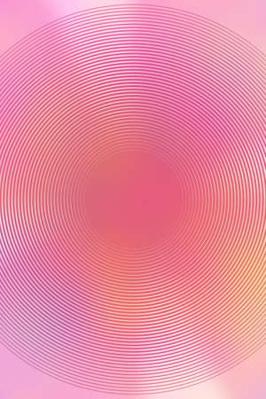 glowing pink circle gradient light abstract copy. rose. Banco de Imagens