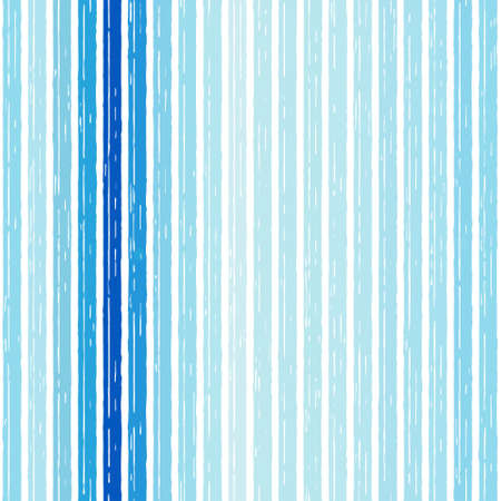 Blue sky colorful seamless stripes pattern. Abstract illustration background.  pattern.