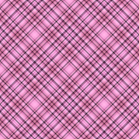 Fabric diagonal tartan, pattern textile and abstract background. checkered traditional. 写真素材