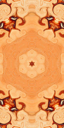 pattern wood symmetry abstract background texture backdrop. phone.