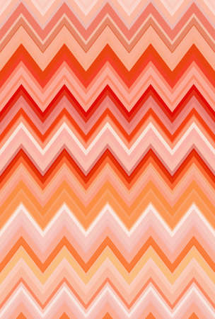 pattern abstract zigzag background chevron orange flame. red.