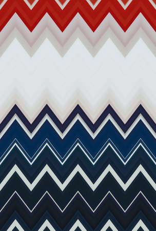 chevron zigzag pattern background abstract art texture. american.