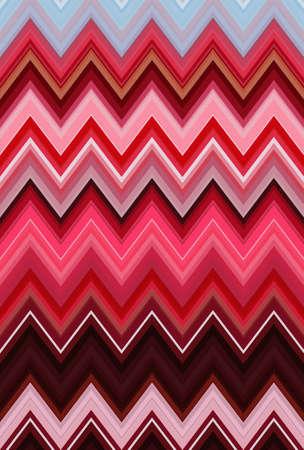 chevron zigzag pattern background purple violet lilac. art. Stock Photo