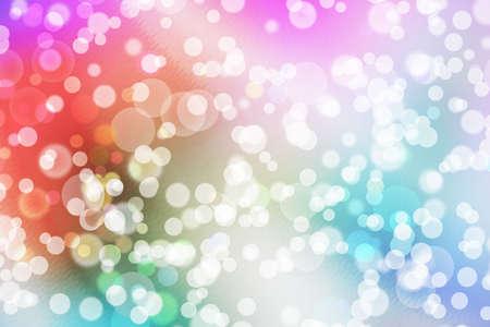 Background light bokeh abstract glitter glow bright, effect.