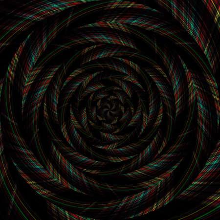 Spiral swirl pattern background abstract vortex design, decoration graphic.