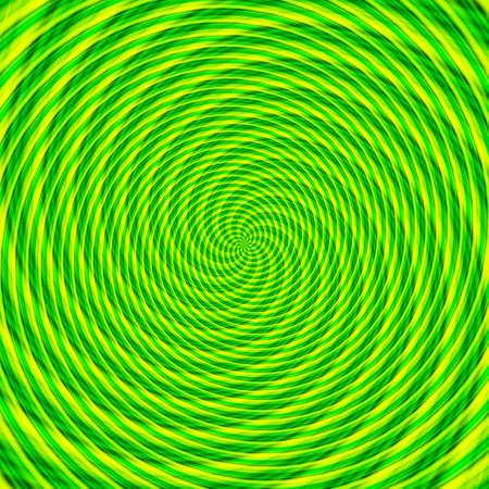 Abstract background illusion hypnotic illustration motion spirals, art delusion. 版權商用圖片