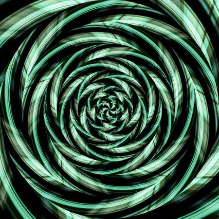 Spiral swirl pattern background abstract vortex design, illusion.