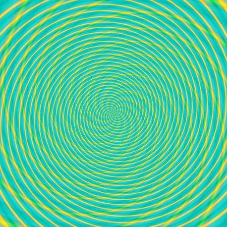 Abstract background illusion hypnotic illustration motion spirals, deception psychedelic.