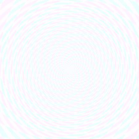 Abstract background illusion hypnotic illustration motion spirals, design optical. 版權商用圖片