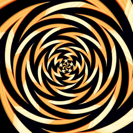 Spiral swirl pattern background abstract vortex design, ornate modern.