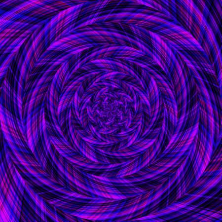 Spiral swirl pattern background abstract vortex design, graphic zigzag.