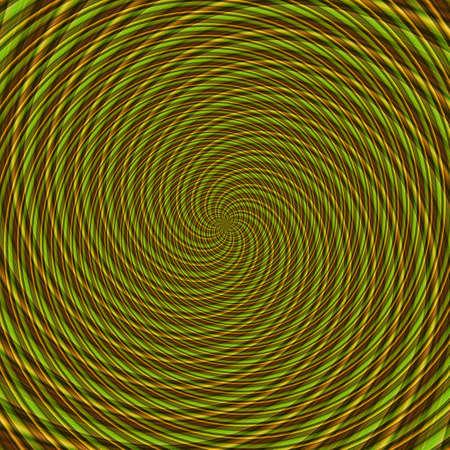 Abstract background illusion hypnotic illustration motion spirals, optical deceptive. 版權商用圖片