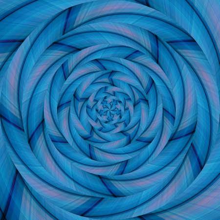 Spiral swirl pattern background abstract vortex design, illusion texture.