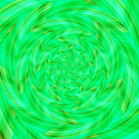 Spiral swirl pattern background abstract vortex design, decoration illustration. Stock Photo