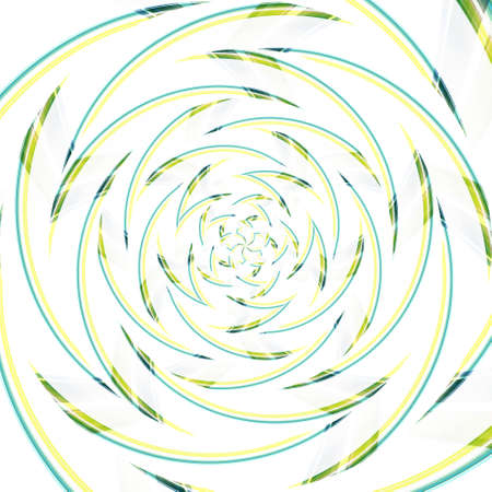 Spiral swirl pattern background abstract vortex design, decoration geometric.