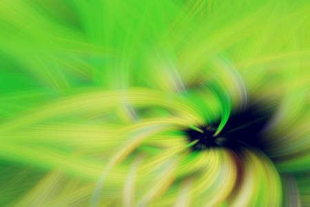 pattern nature floral glow smooth fractal illustration. fantasy. Imagens