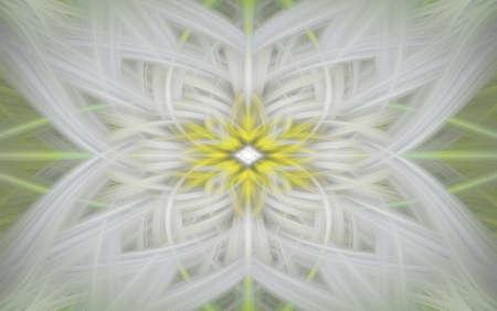 kaleidoscope geometric pattern art illustration background backdrop. abstract. Imagens