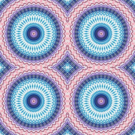 vintage pattern abstract symmetry kaleidoscope background art. shape 80s. 写真素材