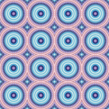 vintage pattern abstract symmetry kaleidoscope background art. shape graphic. Banque d'images - 131301479