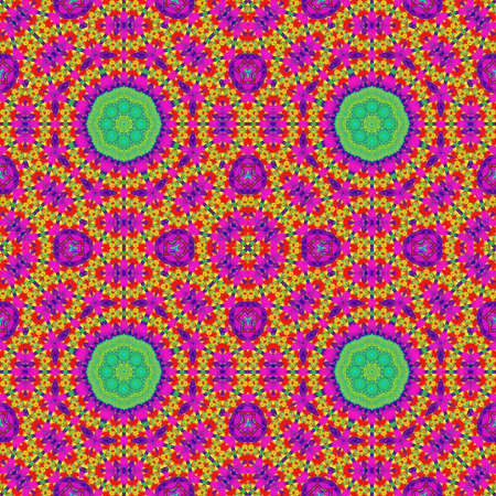 hypnotic pattern abstract psychedelic background art design. decorative.