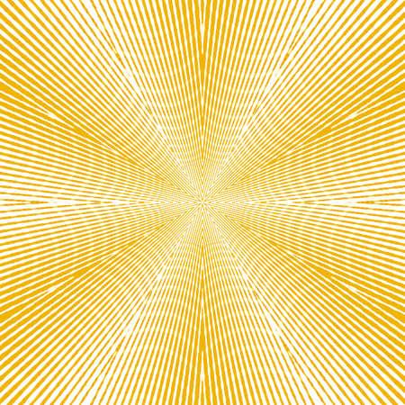 pattern yellow geometric kaleidoscope symmetry abstract design. mandala mosaic.