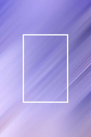 Diagonal stripes background with frame. Lines abstract design cover template, illustration.