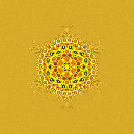 fractal pattern background abstract wallpaper design art. texture illustration.