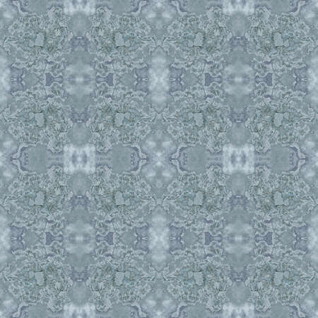 marble texture granite kaleidoscope abstract design background. symmetry surface.