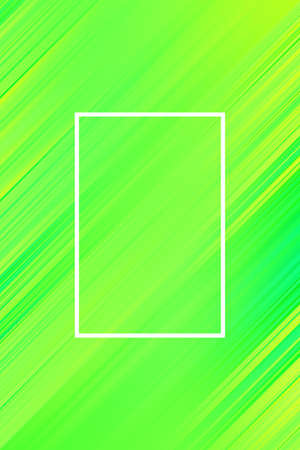 Diagonal stripes background with frame. Lines abstract design cover template, poster modern. Фото со стока
