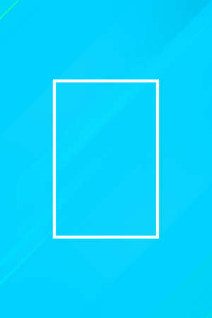 Diagonal stripes background with frame. Lines abstract design cover template, texture border.