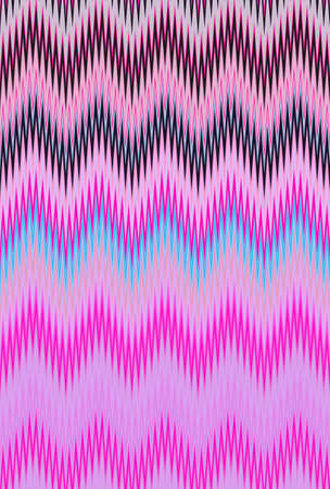 chevron zigzag pink pattern background abstract art. rose-colored fuchsia.