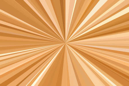 background beam brown pattern rays stripe abstract. art color. Reklamní fotografie