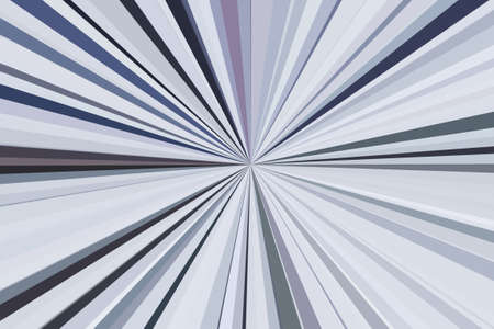 monochrome beam ray aluminum silver background pattern. contrast texture.