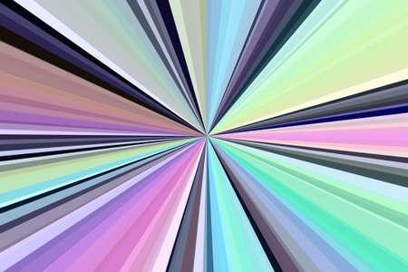 holographic hologram background light rays beam abstract. sunburst glow.