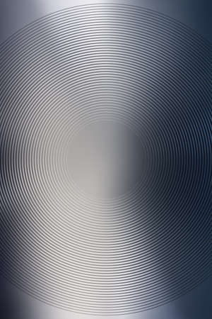 background metal gradient radial abstract blur design. silver.