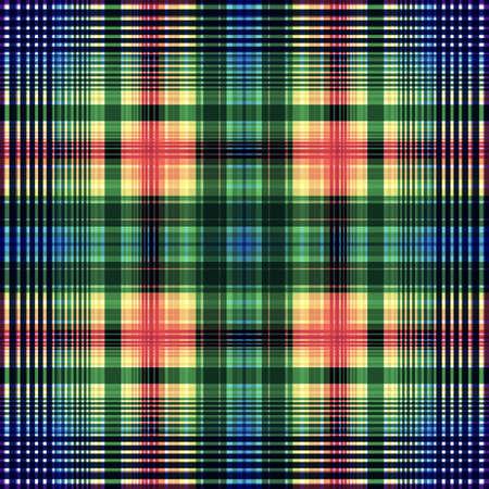 square stylish pattern with stripe, fabric geometric background. traditional tartan.