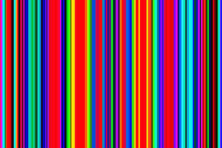 psychedelic background hallucinogenic stripe design pattern abstract. glitch. Stock Photo