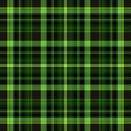 Scottish fabric pattern and plaid tartan texture for background, textile traditional.