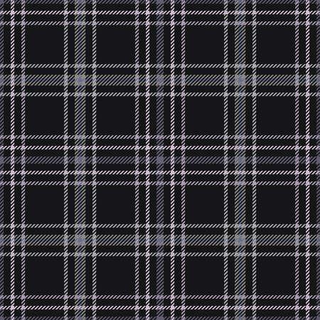 Plaid scottish fabric and tartan pattern seamless for background, british.