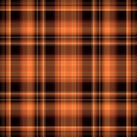 Tartan fabric plaid, background seamless pattern for cloth, scottish check. Banco de Imagens