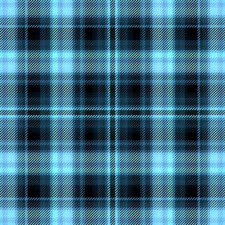 Tissu écossais écossais et design écossais, motif sans couture, textile celtique. Banque d'images